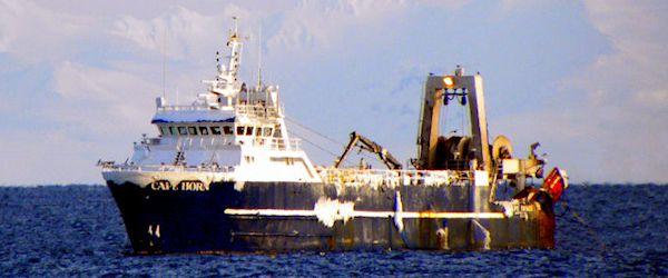 F/T Cape Horn - Iquique US