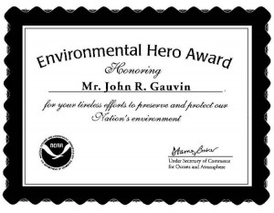 Environment Hero Award