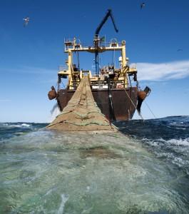 Pelagic trawler